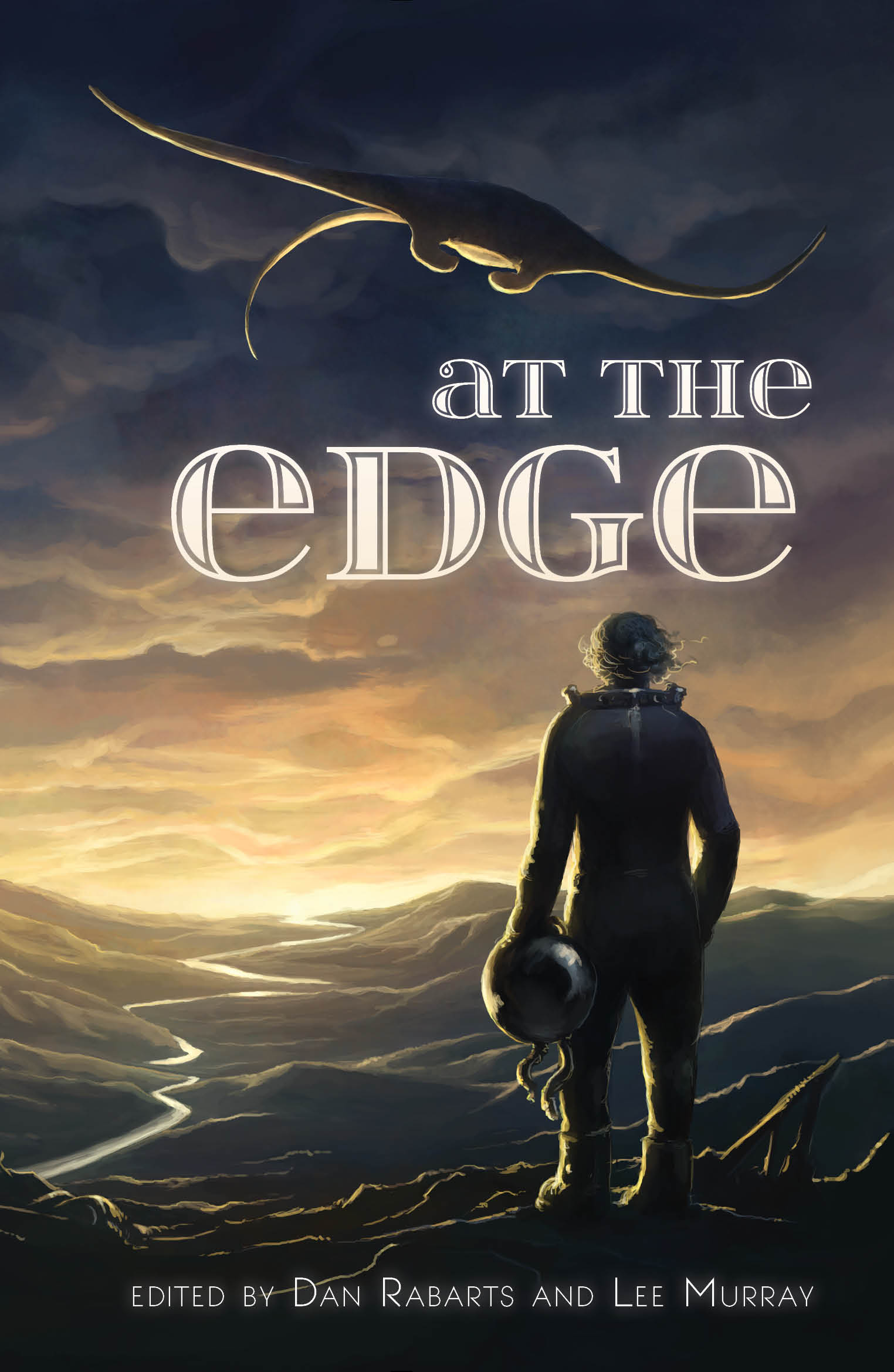 At the Edge book cover
