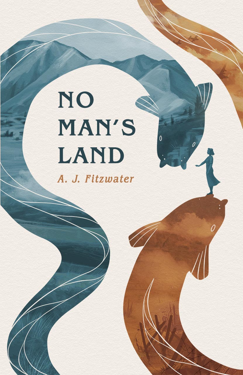 Front cover of A.J. Fitzwater's No Man's Land